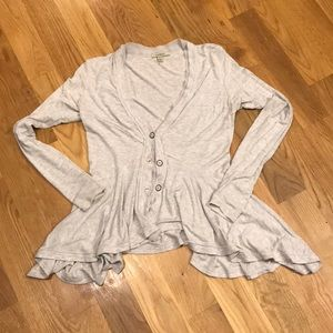 Anthropologie -Button down soft long sleeve